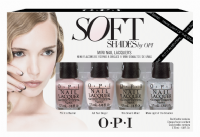 OPI Nail Polish Soft Shades Summer 2015 - MINI KIT - 4 X 3.75ml
